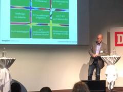 Christer Anderssons presentation om Bergsjön Vårdcentral på Stora Välfärdsdagen