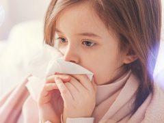 Förkylning hos barn