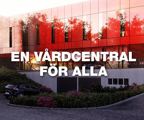 Bergsjön vårdcentral - En vårcentral för alla