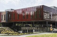 Nu är det officiellt: en av världens vackraste byggnader ligger i Bergsjön